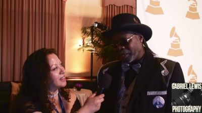 Lola Love interviews CJ Chenier
